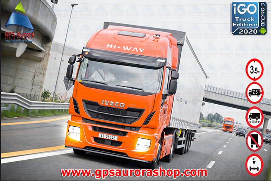 iGO Truck 2015