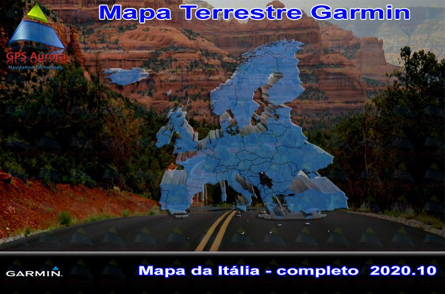 Template Top Garmin Maps